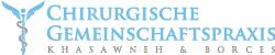 Chirurgische Gemeinschaftspraxis Khasawneh & Borces Logo